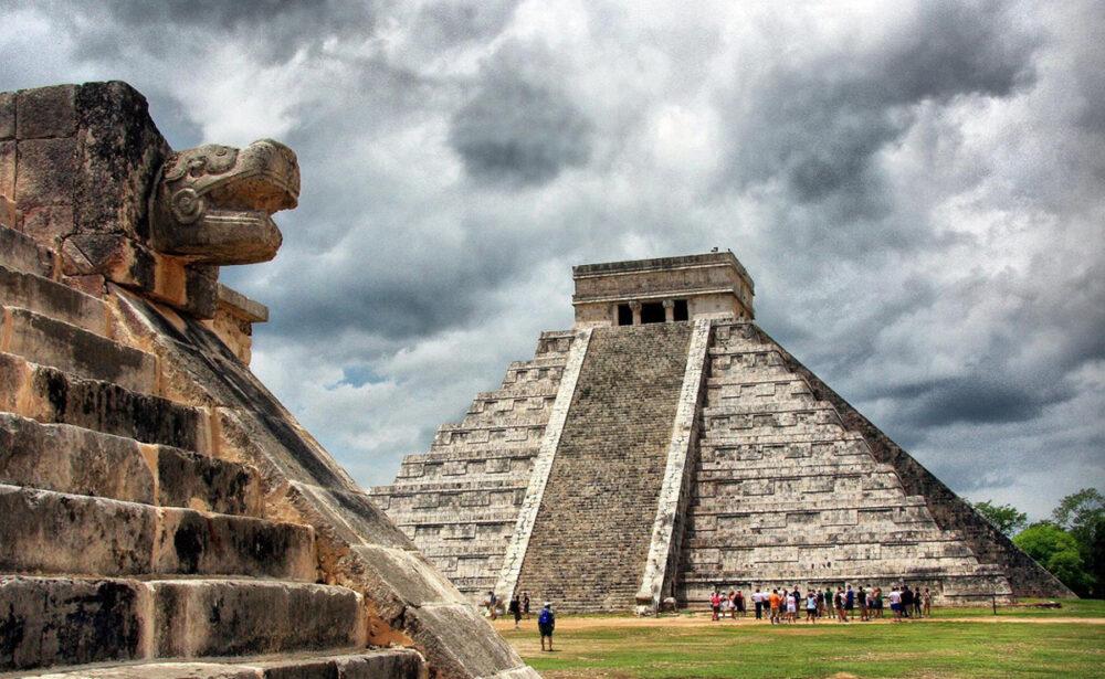 Мексика - лікарська піраміда - Рецепти аптечних продажів